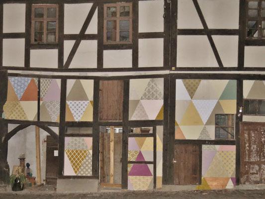 Wittenberg/ Cranach Hof - 2015