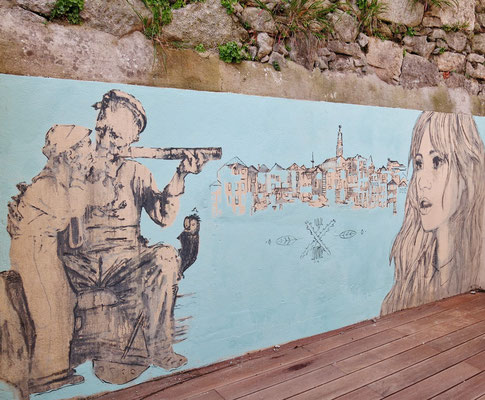 Porto/ Portugal - 2016 - Art for Bed