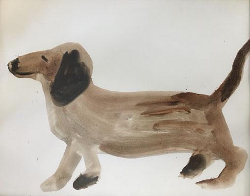 Dackeli, Tinte, a 4, 2020. verkauft