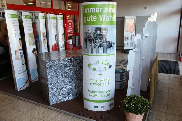 Sustainability  - HUBER Packaging - Führender Hersteller für