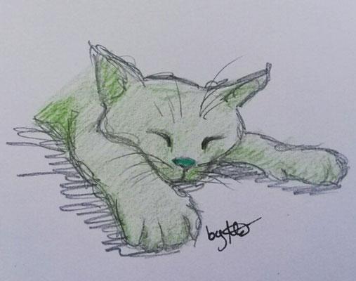 #100kittycats Nr.98