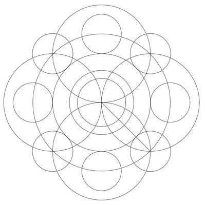 mit vielen Kreisen :)