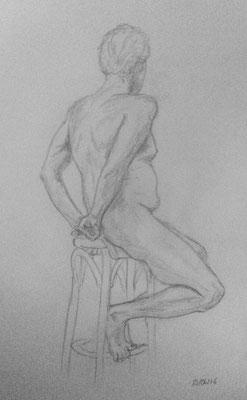 Hier muss man auf alles achten: Schultern, Arme und Beine