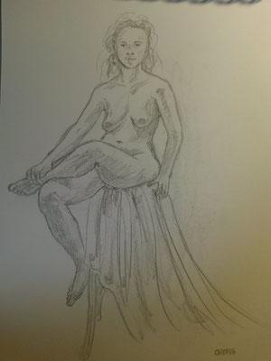 Die Pose finde ich wunderschön :)