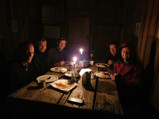 Candlelight dinner © Jelmer Groen