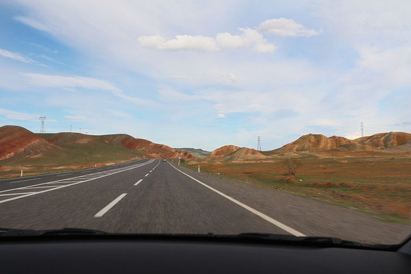 Scenery on the way south #2