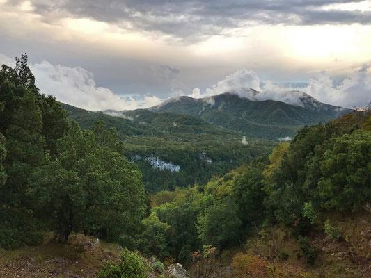 Picentini Mountains