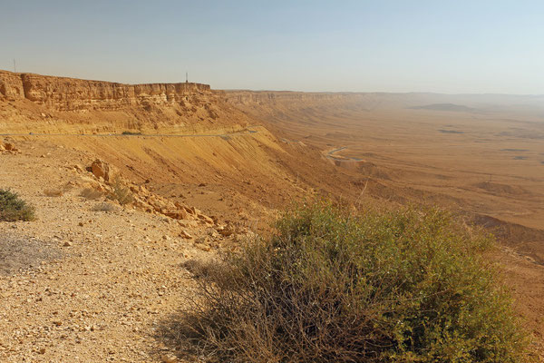 Scenery at Mitzpe Ramon