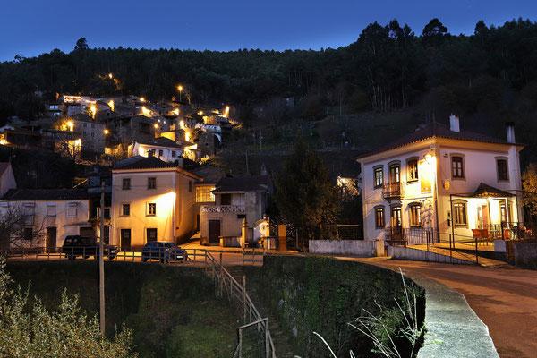 Beautiful mountain village near Lousã.