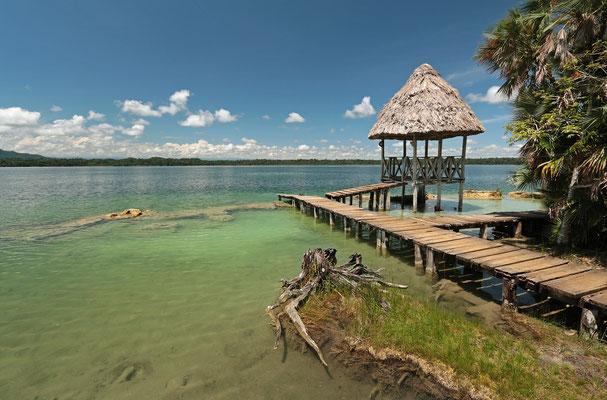 View on the lagune.