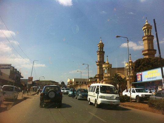 Lilongwe scenery