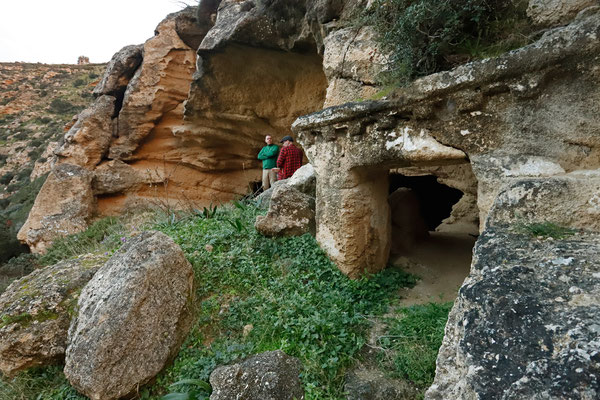 Mili Caves