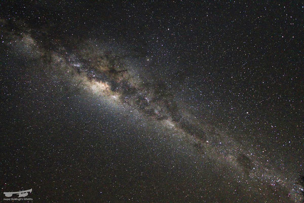 The milky way as seen from the Ruo Gorge, amazing!