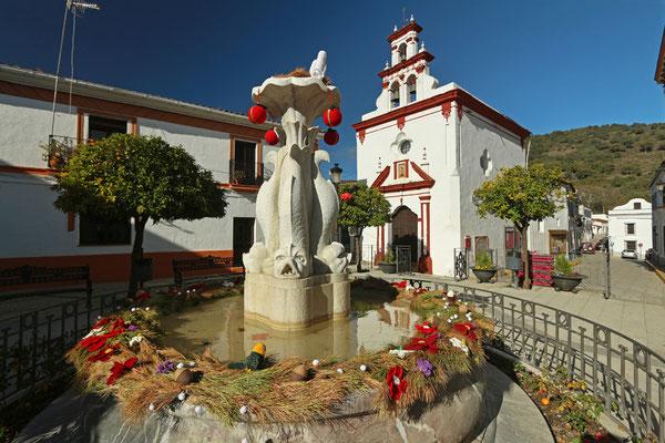 Ermita de la Trinidad.