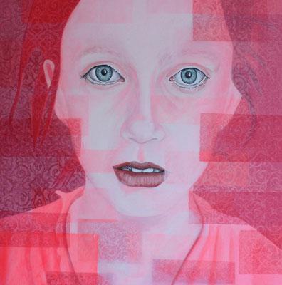 Oil On Canvas - 60x60 Cm 2017