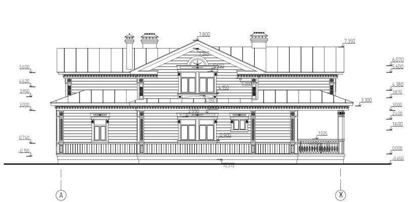 деревянный дом суздаль