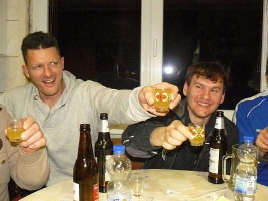Ausklang  -  Cheers!