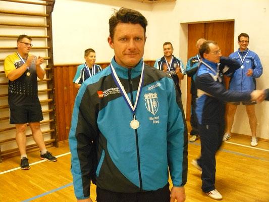 Vereinspokal 2016 - Zweiter im Einzel - Marcel Ring