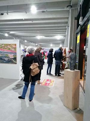 Kunstausstellung Stein am Rhein 1 Vernissage_Dominique Steiger_www.acrylartgalerie.ch