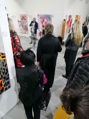 Kunstausstellung Stein am Rhein 2 Vernissage_Dominique Steiger_www.acrylartgalerie.ch