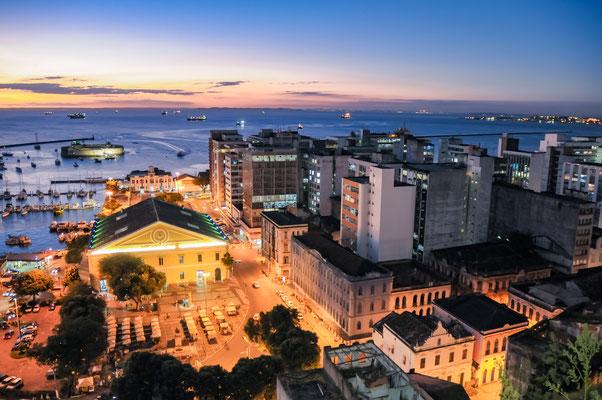 BRASIL - Bahia, Salvador mercado Modelo.