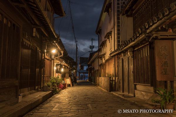 34 - Província de HIROSHIMA. Tomonoura. Antiga vila portuária situada na região sul da cidade de Fukuyama, mantém o charme de épocas passadas.