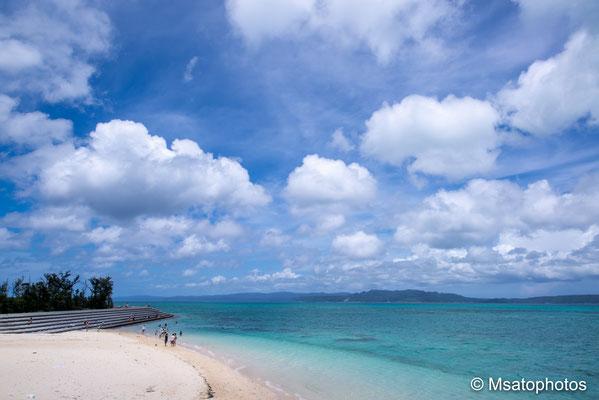 OKINAWA Province - Zamami island.