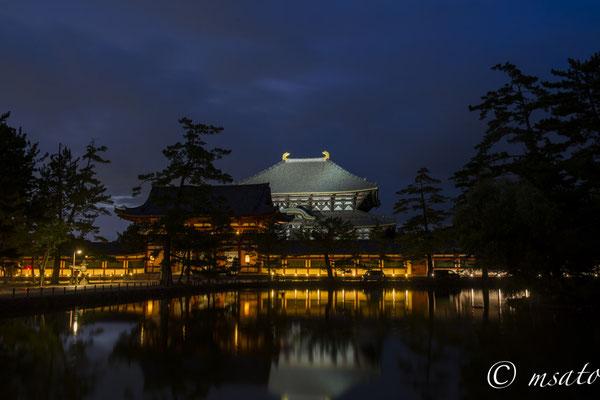 NARA Province - Nara city, Todaiji.