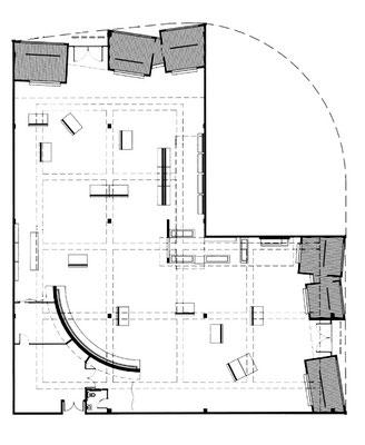 Floor plan for Functional Furnishings