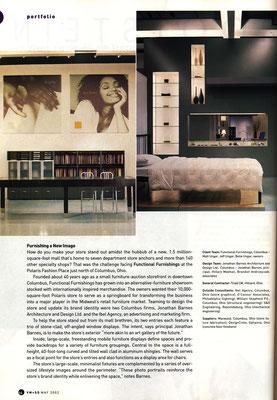 Publication in VM+SD magazine