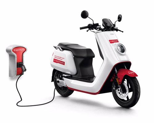 E-Scooter e.optimum Special Edition 2