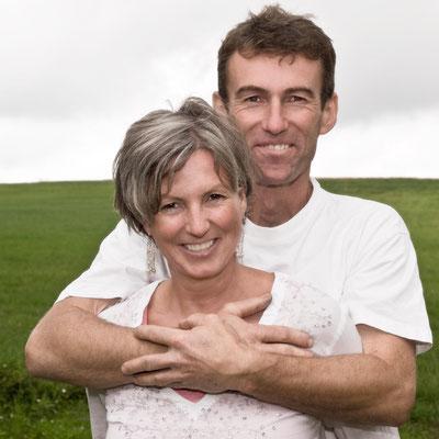 Birgit und Robert