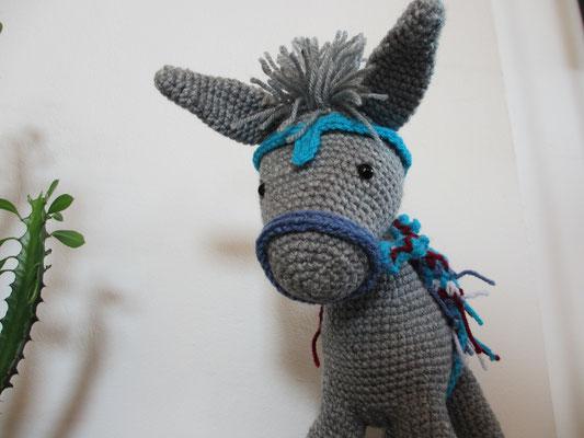 Nachgehäkelt Pedro Der Esel Pedro The Donkey Häkeln Macht