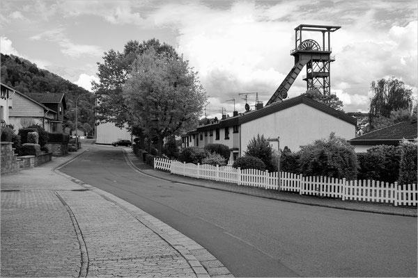 Püttlingen, Saarland (Steinkohle-Grube, geschlossen)