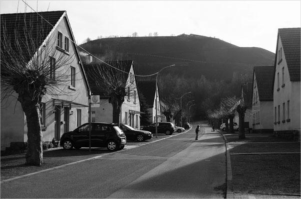 Schiffweiler, Saarland (Steinkohle-Grube, geschlossen)