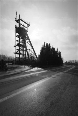Holz-Schacht, Heusweiler