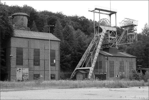 Grube Itzenplitz, Schiffweiler