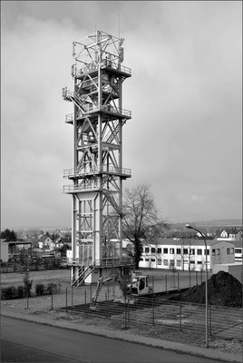 Grube Dilsburg, Heusweiler