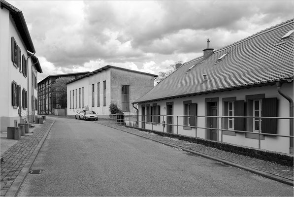 St. Ingbert, Saarland (Eisenwerk, geschlossen)