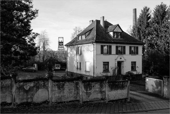 Landsweiler-Reden, Saarland (Steinkohle-Grube, geschlossen)