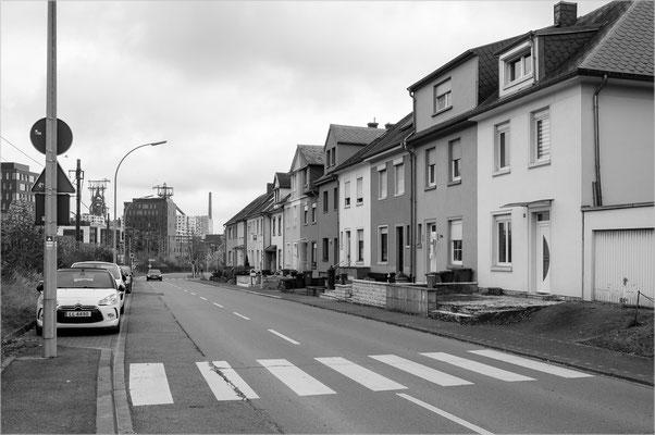 Belvaux, Luxemburg (Stahlhütte, geschlossen)