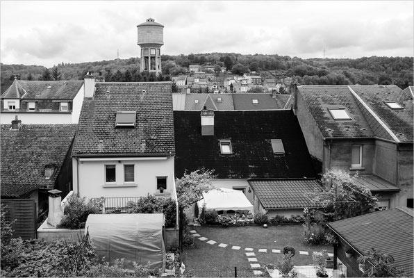 Dudelange, Luxemburg (Eisenerz-Grube, geschlossen)