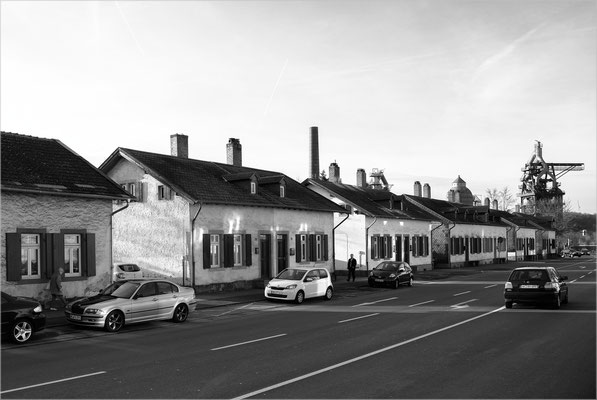 Neunkirchen/Saar, Saarland (Stahlhütte, geschlossen)