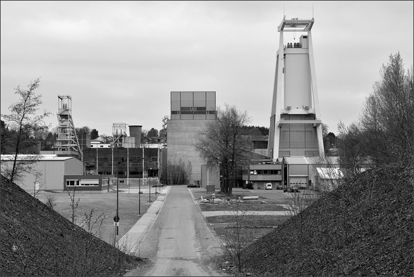 Grube Göttelborn, Quierschied