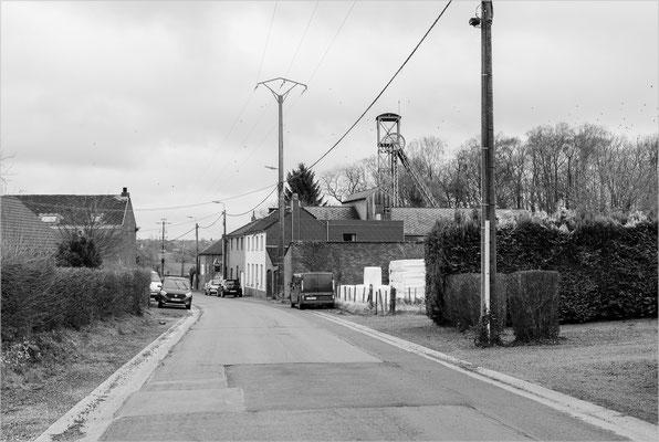 Soumagne, Wallonie (Steinkohle-Grube, geschlossen)