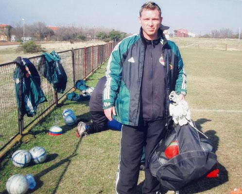 Trainer Herzog Alexander