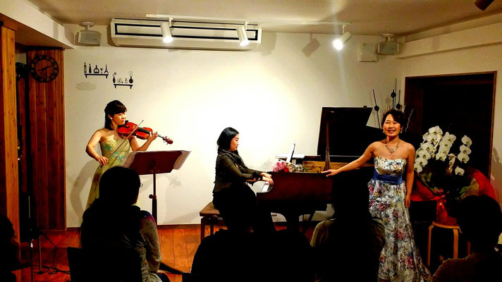 2016.4 ミューズな音楽vol.2 ソプラノとヴァイオリンの夕べ