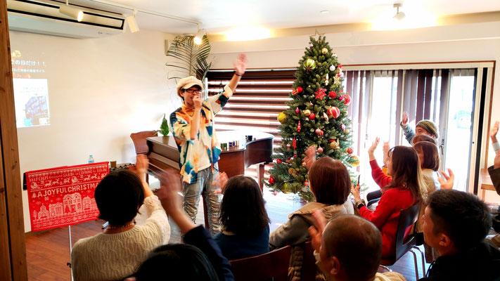 2019.12 Daikinman クリスマスライブ
