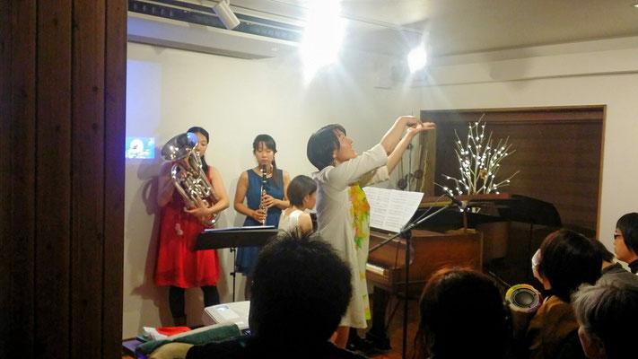 2016.12 Hug Music~ぬくもり奏でる音楽会~