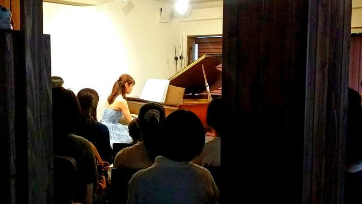 2016.11  井関はるかピアノコンサート ~ショパン バラード~